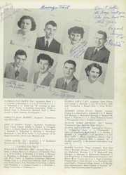 Page 11, 1952 Edition, Gouverneur High School - Deanonian Yearbook (Gouverneur, NY) online yearbook collection