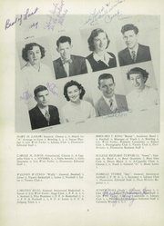 Page 12, 1952 Edition, Gouverneur High School - Deanonian Yearbook (Gouverneur, NY) online yearbook collection
