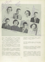 Page 13, 1952 Edition, Gouverneur High School - Deanonian Yearbook (Gouverneur, NY) online yearbook collection