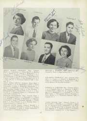 Page 15, 1952 Edition, Gouverneur High School - Deanonian Yearbook (Gouverneur, NY) online yearbook collection