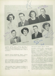 Page 16, 1952 Edition, Gouverneur High School - Deanonian Yearbook (Gouverneur, NY) online yearbook collection
