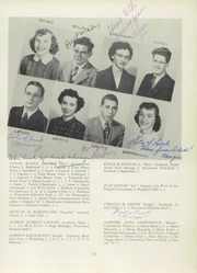 Page 17, 1952 Edition, Gouverneur High School - Deanonian Yearbook (Gouverneur, NY) online yearbook collection