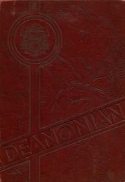1953 Edition, Gouverneur High School - Deanonian Yearbook (Gouverneur, NY)