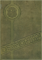 1954 Edition, Gouverneur High School - Deanonian Yearbook (Gouverneur, NY)