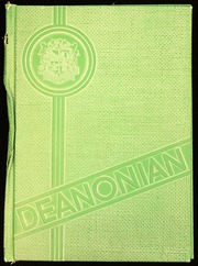 1955 Edition, Gouverneur High School - Deanonian Yearbook (Gouverneur, NY)