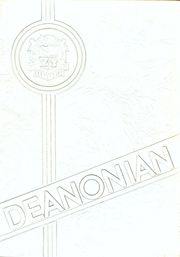 1959 Edition, Gouverneur High School - Deanonian Yearbook (Gouverneur, NY)