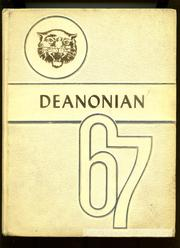 1967 Edition, Gouverneur High School - Deanonian Yearbook (Gouverneur, NY)