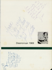Page 3, 1969 Edition, Gouverneur High School - Deanonian Yearbook (Gouverneur, NY) online yearbook collection
