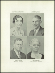 Page 8, 1944 Edition, Falconer High School - Falconaire Yearbook (Falconer, NY) online yearbook collection