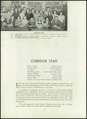 Page 12, 1951 Edition, Falconer High School - Falconaire Yearbook (Falconer, NY) online yearbook collection