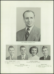 Page 14, 1951 Edition, Falconer High School - Falconaire Yearbook (Falconer, NY) online yearbook collection