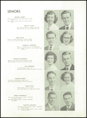 Page 15, 1951 Edition, Falconer High School - Falconaire Yearbook (Falconer, NY) online yearbook collection