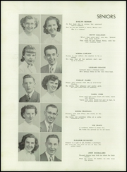 Page 16, 1951 Edition, Falconer High School - Falconaire Yearbook (Falconer, NY) online yearbook collection