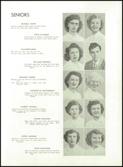 Page 17, 1951 Edition, Falconer High School - Falconaire Yearbook (Falconer, NY) online yearbook collection