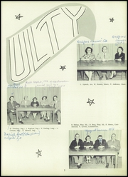 Page 11, 1952 Edition, Falconer High School - Falconaire Yearbook (Falconer, NY) online yearbook collection