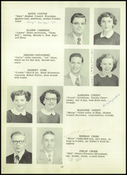 Page 16, 1952 Edition, Falconer High School - Falconaire Yearbook (Falconer, NY) online yearbook collection