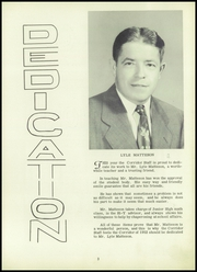 Page 7, 1952 Edition, Falconer High School - Falconaire Yearbook (Falconer, NY) online yearbook collection