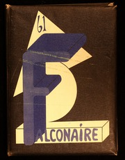 1961 Edition, Falconer High School - Falconaire Yearbook (Falconer, NY)