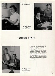 Page 15, 1961 Edition, Falconer High School - Falconaire Yearbook (Falconer, NY) online yearbook collection