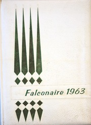 1963 Edition, Falconer High School - Falconaire Yearbook (Falconer, NY)