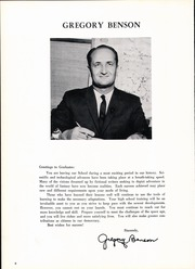 Page 12, 1963 Edition, Falconer High School - Falconaire Yearbook (Falconer, NY) online yearbook collection
