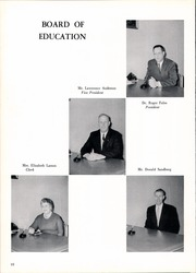 Page 14, 1963 Edition, Falconer High School - Falconaire Yearbook (Falconer, NY) online yearbook collection