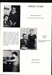 Page 16, 1963 Edition, Falconer High School - Falconaire Yearbook (Falconer, NY) online yearbook collection