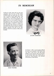 Page 7, 1963 Edition, Falconer High School - Falconaire Yearbook (Falconer, NY) online yearbook collection