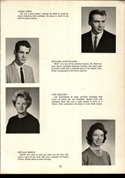 Page 17, 1963 Edition, Starpoint Central School - Starpointer Yearbook (Lockport, NY) online yearbook collection