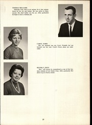 Starpoint Central School - Starpointer Yearbook (Lockport, NY) online yearbook collection, 1963 Edition, Page 39