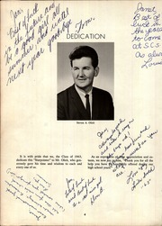 Page 6, 1963 Edition, Starpoint Central School - Starpointer Yearbook (Lockport, NY) online yearbook collection