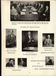 Page 8, 1963 Edition, Starpoint Central School - Starpointer Yearbook (Lockport, NY) online yearbook collection