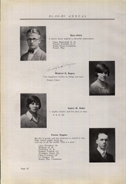 Page 36, 1925 Edition, Southside High School - Edsonian Yearbook (Elmira, NY) online yearbook collection