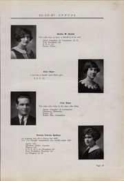 Page 39, 1925 Edition, Southside High School - Edsonian Yearbook (Elmira, NY) online yearbook collection