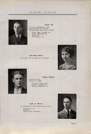 Page 41, 1925 Edition, Southside High School - Edsonian Yearbook (Elmira, NY) online yearbook collection