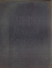 1927 Edition, Southside High School - Edsonian Yearbook (Elmira, NY)