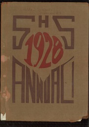 1928 Edition, Southside High School - Edsonian Yearbook (Elmira, NY)