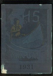 1931 Edition, Southside High School - Edsonian Yearbook (Elmira, NY)