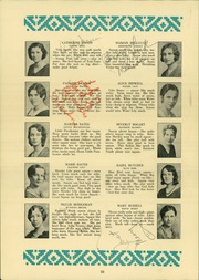 Page 10, 1931 Edition, Southside High School - Edsonian Yearbook (Elmira, NY) online yearbook collection