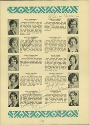 Page 11, 1931 Edition, Southside High School - Edsonian Yearbook (Elmira, NY) online yearbook collection