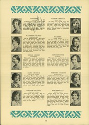 Page 12, 1931 Edition, Southside High School - Edsonian Yearbook (Elmira, NY) online yearbook collection