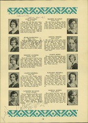 Page 15, 1931 Edition, Southside High School - Edsonian Yearbook (Elmira, NY) online yearbook collection