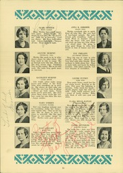 Page 16, 1931 Edition, Southside High School - Edsonian Yearbook (Elmira, NY) online yearbook collection