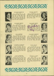 Page 17, 1931 Edition, Southside High School - Edsonian Yearbook (Elmira, NY) online yearbook collection