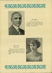 Page 5, 1931 Edition, Southside High School - Edsonian Yearbook (Elmira, NY) online yearbook collection