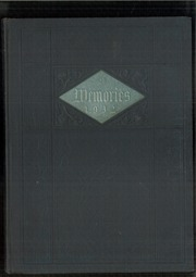 1932 Edition, Southside High School - Edsonian Yearbook (Elmira, NY)