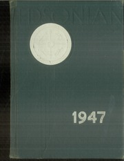 1947 Edition, Southside High School - Edsonian Yearbook (Elmira, NY)