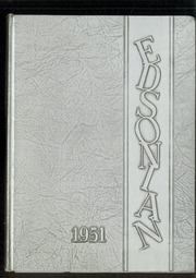 1951 Edition, Southside High School - Edsonian Yearbook (Elmira, NY)