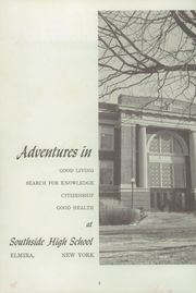 Page 6, 1959 Edition, Southside High School - Edsonian Yearbook (Elmira, NY) online yearbook collection