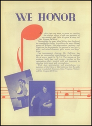 Page 10, 1951 Edition, Webster Central High School - Reveille Yearbook (Webster, NY) online yearbook collection